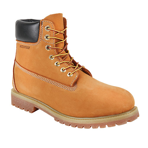 Climate Insulated/Waterproof Men's Work Boots