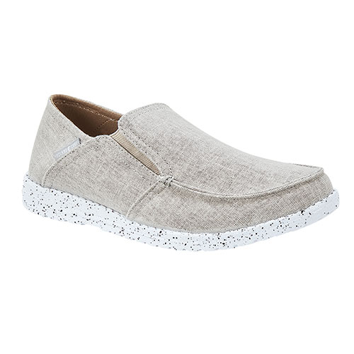 Island Surf Women's Grey Slip-On Shoes