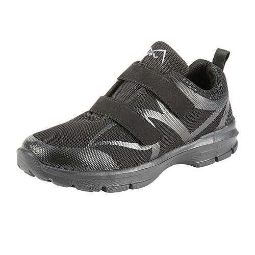 M-Air Men's Black Ultralight Pacer Shoes