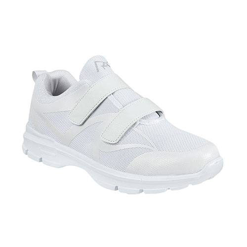 M-Air Men's White Ultralight Pacer Shoes