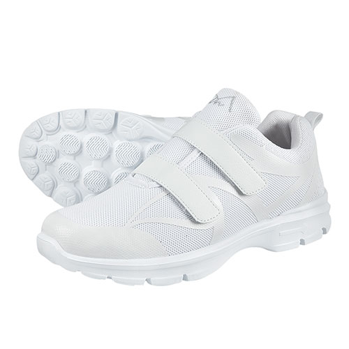 M-Air Women's White Ultralight Velcro Shoes