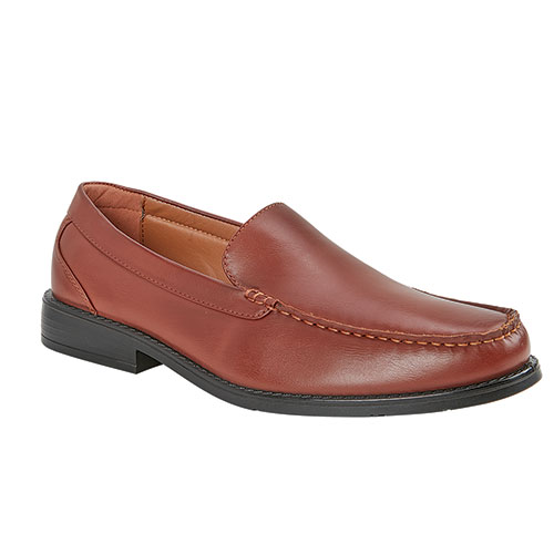 Deer Stags Defend Men's Casual Slip-On Shoes