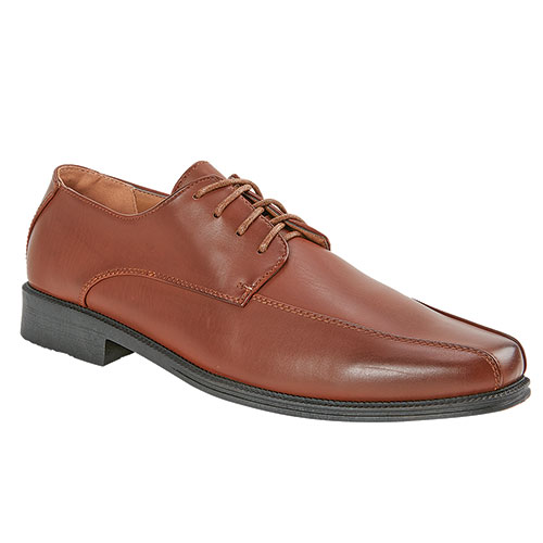 Deer Stags Men's Lace-Up Oxford Shoes