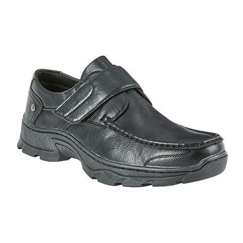 Roma Rio Men's Casual 1-Strap Slip-On Shoes