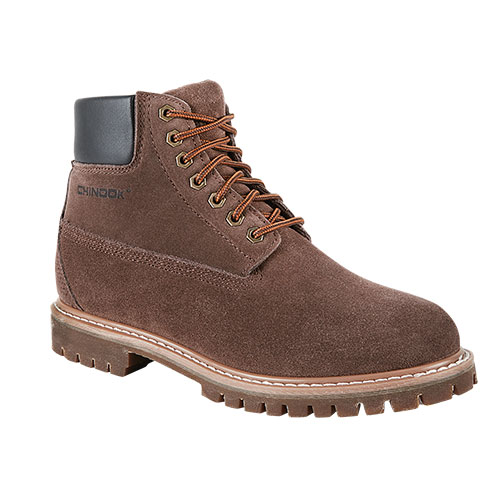 Chinook Suede Soft-Toe Men's Boots