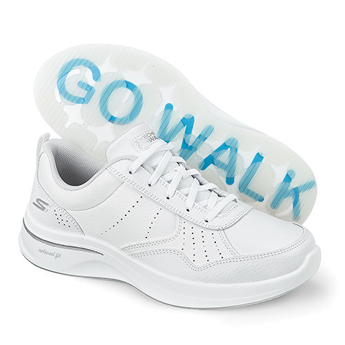 Skechers Women's GOwalk Steady Shoes - White