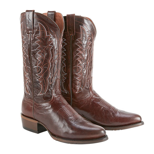 Dan Post Men's Carr Leather Western Boot