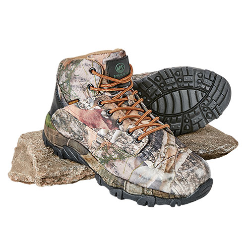 Tamarack Men's Camo Hiking Boots