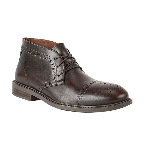 Dunham Men's Gavin-Dun Chukka Boots - Brown