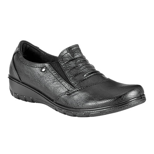 Easy Street Women's Black Proctor Shoes