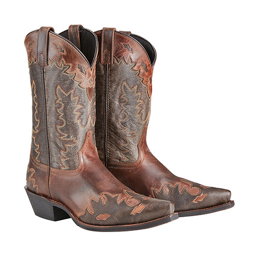 Laredo Men's Nash Snip Toe Boots