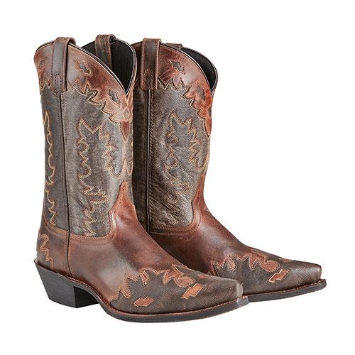 Laredo Men's Nash Snip Toe Boots