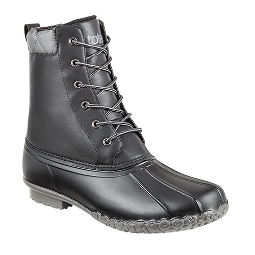 Totes Boston Men's Waterproof Winter Boots