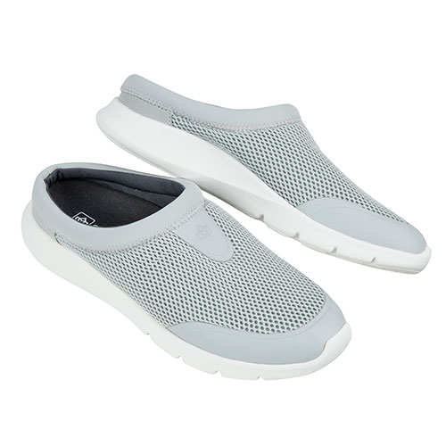 Spenco Women's Grey Bliss Slides