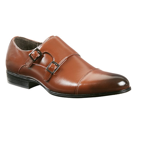 Stacy Adams Men's Double-Strap Loafers