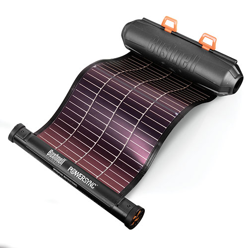 Bushnell PP1040 Solar Wrap Portable Charger