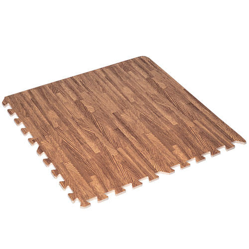 Woodgrain Floor Mats