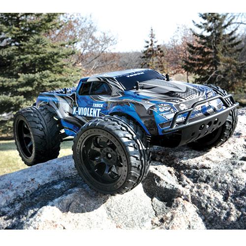CIS 2.4 GHZ Monster Truck - Blue