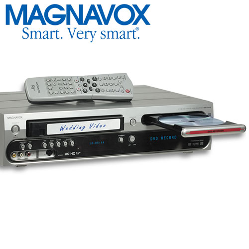 Magnavox vcr dvd player recorder - Chick flick movies top 100