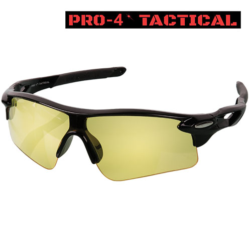 Pro-4 Marketing Tactical HD Eyewear Set