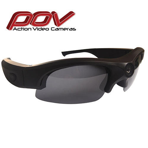 POVAction Pro50 1080p HD Video Camera Sunglasses