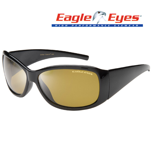 Eagle Eyes Sunglasses - Black