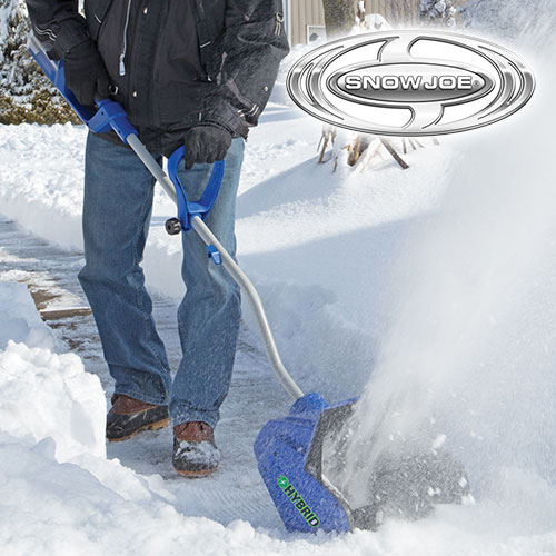 40-Volt Hybrid Snow Thrower
