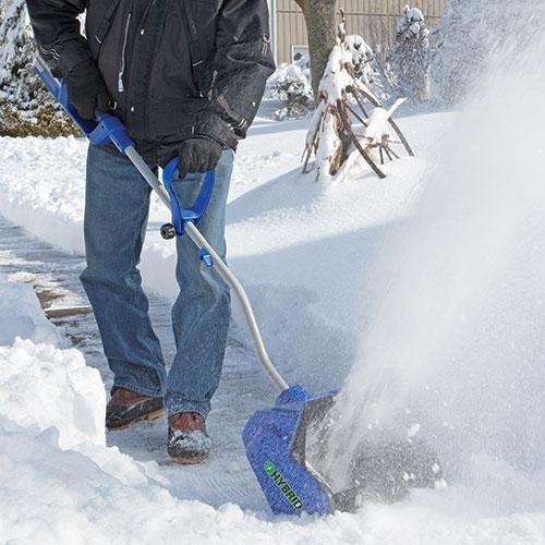 Snow Joe 40V Hybrid Snow Shovel