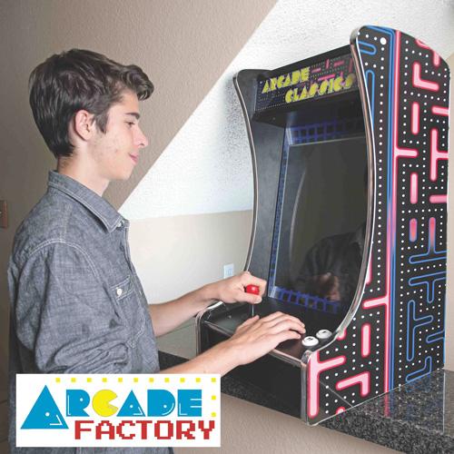 Classic Bartop Arcade Unit
