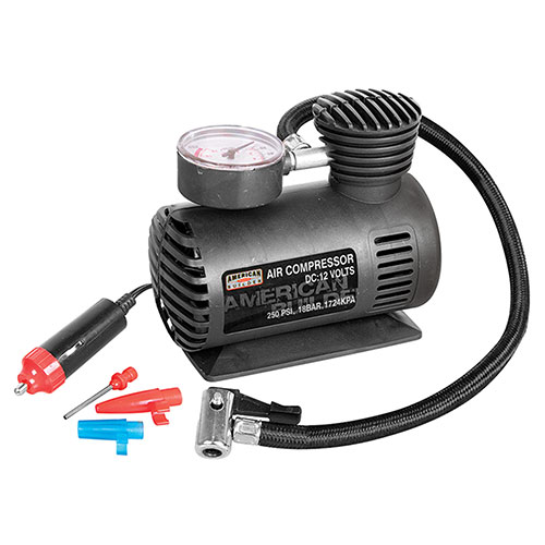 Auto Air Compressor 250 PSI