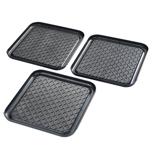 Apollo Shoe Drip Trays - 3 Pack