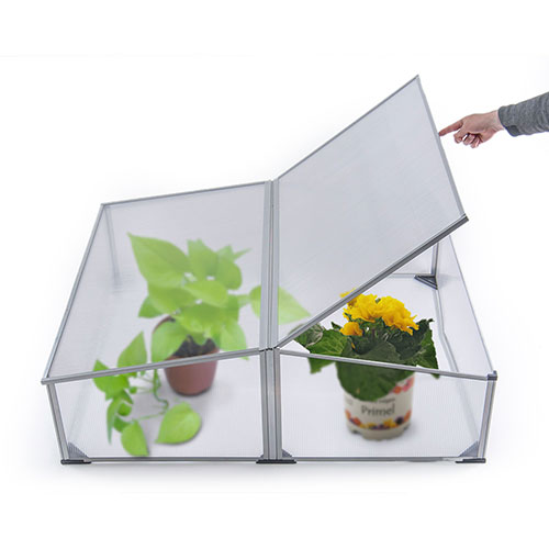 Ogrow 39 inch Cold Frame Greenhouse