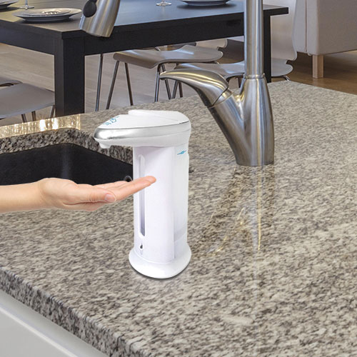 Sani-Genie No-Touch Soap Dispenser