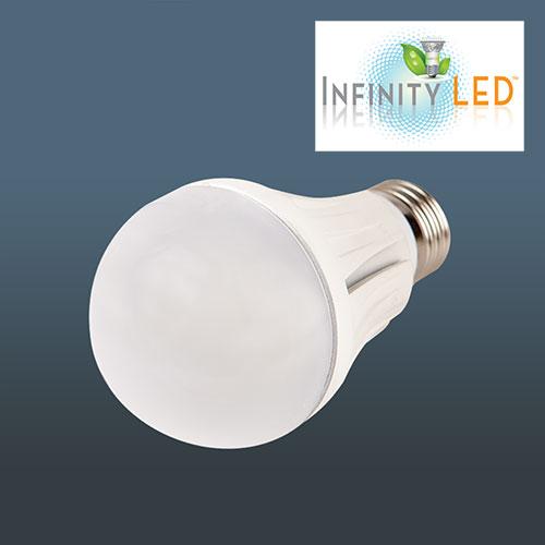 75 LED Cool Light Bulbs - 2 Pack