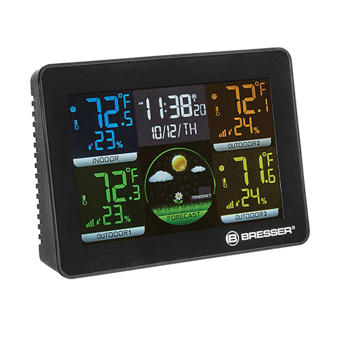 Bresser Quadro NLX Wireless Weather Station