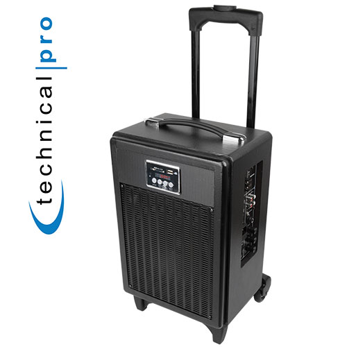 Rechargeable Portable PA System