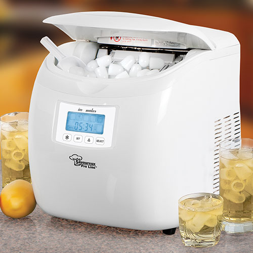Savoureux Pro Line Portable Ice Maker
