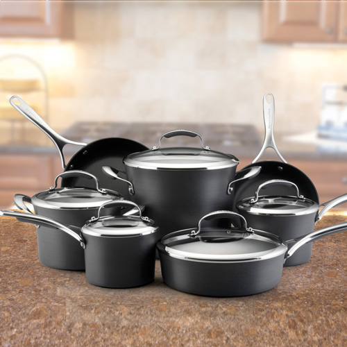 Kitchen Aid 12-Piece Cookware Set