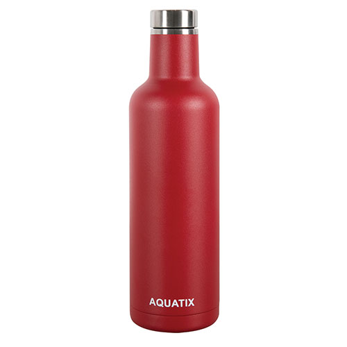 Aquatix 25 oz. Vacuum Insulated Stainless Steel Wine Bottle