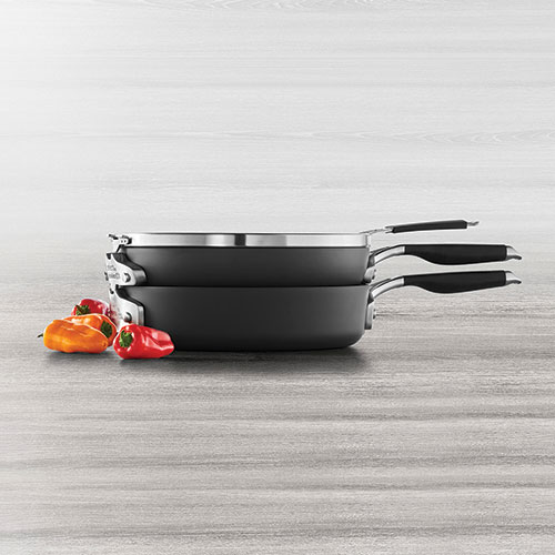 Calphalon 3 Piece Cookware Set