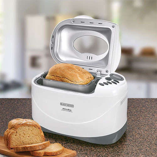 Black & Decker Deluxe Breadmaker