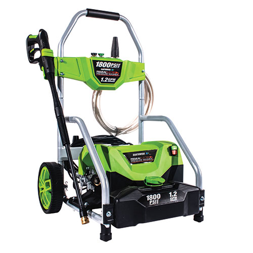 Earthwise PW18004 Electric Pressure Washer - 1800 PSI