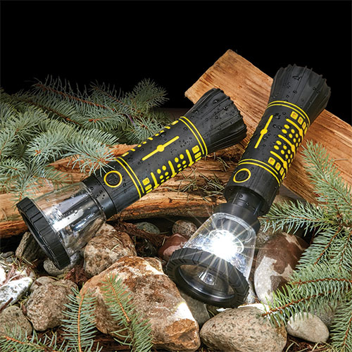Hydra-Light Flashlight - 2 Pack