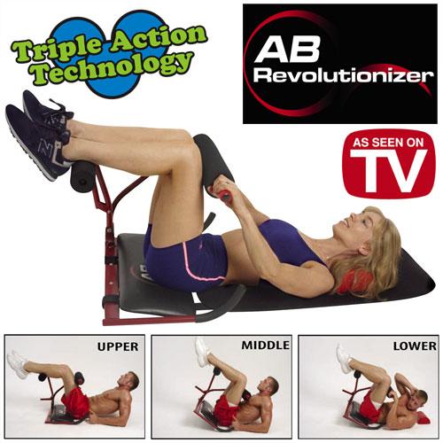 Ab Revolutionizer