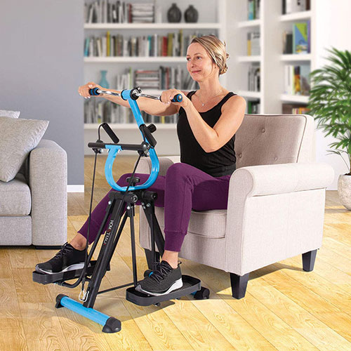 North America Health + Wellness HomeTrack Home Gym