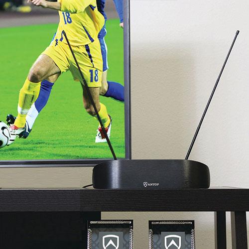 Antop Smartpass Amplified TV Antenna