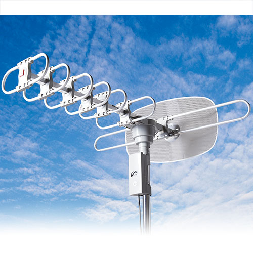 PPG Motorized Outdoor Antenna