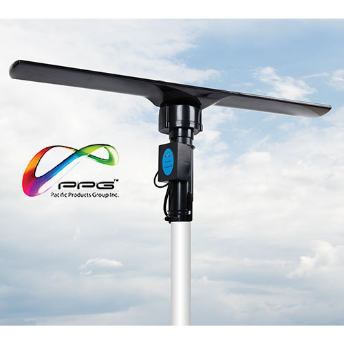 PPG Remote Control Rotating Antenna