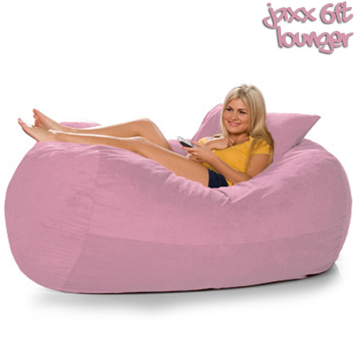 Jaxx Lounger 6 Ft. - Pink