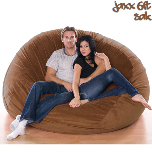 Jaxx Sac 6 Ft - Chocolate